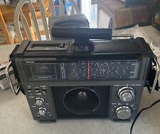 Rhapsody RY-611 Short Wave Am-fm CB,sW1,SW2,TV1,TV2,PB,WB,Air Radio