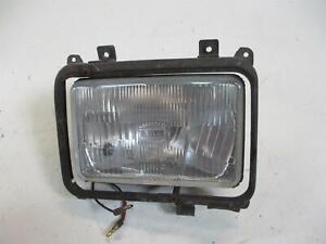 YAMAHA XT 600 Z 55W Scheinwerfer Hauptscheinwerfer Licht vorne Headlight