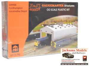 Gaugemaster GM406 Fordhampton Locomotive Depot OO Gauge Kit