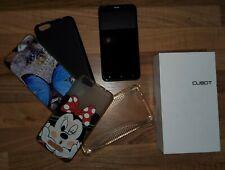 CUBOT NOTE S - MT6580 - 16GB - Schwarz (Ohne Simlock) Smartphone
