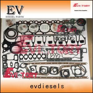 For Volvo D12 D12D Full cylinder head gasket kit