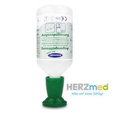 Marken Augenspülflasche 500ml NaCl (0,9%) Augenspülung inkl. Versand 1L=27,84€