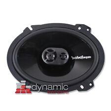 """Rockford Fosgate P1683 Car Audio Speakers 6""""x8"""" Coaxial 3-Way Speaker 130W New"""