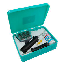Temporal de reparación de neumáticos Kit Car-consta de 25 clavijas & Cemento