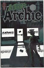 Afterlife with Archie Comics Slackers Music Movies Games Toys Comics #1 Variant