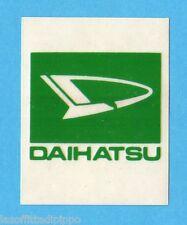 MOTOR SHOW-FIGURINA CLUB n.140- DAIHATSU - STEMMA -NEW