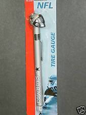 NFL Dallas Cowboys Tire Pressure Gauge, NEW