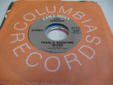 Folk Unplayed NM! 45 ERIC ANDERSEN Pearl's Goodtime Blues on Columbia