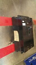 Used GE TKM3F 1200 amp 3 pole circuit breaker with mounting assembly 600 vac