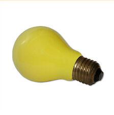 Ampoule Lumière Jaune Pour Le Traitement De La Soulution Emulsion Photographique