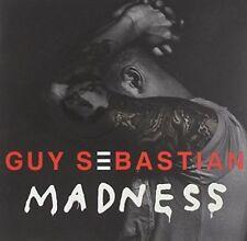 Madness by Guy Sebastian (CD, Nov-2014, Sony Music)