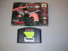 ECW HARDCORE REVOLUTION (N64 Nintendo 64) Game & Box Only, No Manual
