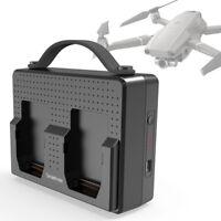 Smatree Charging Station for DJI Mavic 2 Pro/Mavic 2 Zoom Drone Flight Battery
