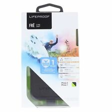 Authentic Lifeproof FRE Waterproof Case For Apple iPhone 8 7 Night Light Black
