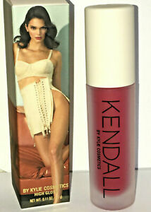 KENDALL BY KYLIE Cosmetics Collection HIGH GLOSS Can I Borrow That SHEER PINK