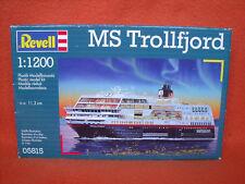 Revell ® 05815 MS Trollfjord 1:1200
