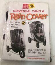 VeeBee Valco - Universal Storm Cover 3 Wheel (Rain Wind)