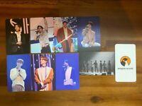 SUPER JUNIOR - SUPER SHOW 7 DVD FIRST PRESS LIMITED PHOTO CARD SET