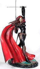 Magdalena Artifacts Cold-Cast Porcelain Statue Clayburn Moore Top Cow