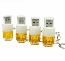 USB Flash Drive Fashion Creative Beer Mug USB 4GB 8GB 16GB 32GB 64GB Pendrive