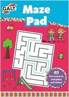 Galt MAZE PAD Kids Art Craft Toy BN