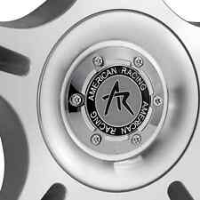 American Racing AR95 Estrella Aluminum Snap In Center Cap 1095200023