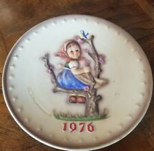 1976 Hummel Goebel 6th Edition Annual Collector Plate
