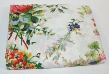 Ralph Lauren Belle Harbor Floral Full Flat Sheet New