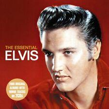 Elvis Presley - The Essential 2CD/Neu & OVP Best Of / 50 Greatest Hits dig.rem.