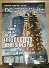 BBC Doctor Who Special Edition Magazine #55 2020 Production Design Creating Worl
