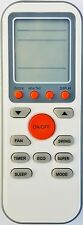 ORIGINAL Hotpoint   Air Conditioner Remote Control  - HPS13F  HPS91F
