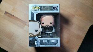 The Hound - Funko Pop! #05 - Game Of Thrones - In Box Never Opened