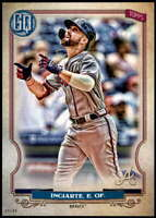 Ender Inciarte 2020 Topps Gypsy Queen 5x7 #118 /49 Braves
