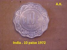 1972 INDIA 10 PAISE