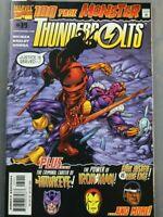 Marvel Comics Thunderbolts #39 June 2000