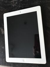 Apple iPad 4th Generation 16gb White iPad Wifi And Cellular