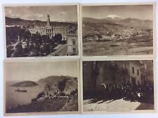 1917 Photograph Prints La Paz, Bolivia, Llamas, Inca Temple, Lake Titicaca Lot 4