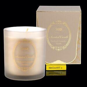 SABON Scented Candle Patchouli Lavender Vanilla Limited Edition 230ml-8.095FL.oz
