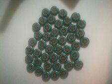 Lot Of 80 Heineken Beer Bottle Caps Lids Green WASHED CLEAN