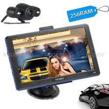 "XGODY 7"" GPS Navigazione Sat Navi Bluetooth telecamera di retromarcia nuova Maps"