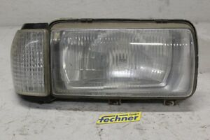 Scheinwerfer rechts Audi 100 43 Hella H4 Frontscheinwerfer 1980 Blinker