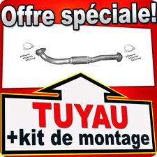 Tuyau Avant ALFA ROMEO 159 1.9 JTDM 2005-2011 échappement ACC