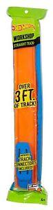 1 x Hot Wheels Track Builder Workshop Straight Track CCX79 120cm / 3feet