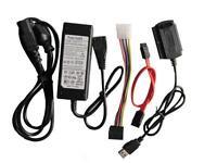 USB 2.0 to IDE SATA S-ATA 2.5 3.5 HD HDD Hard Drive Adapter Converter Cable UP