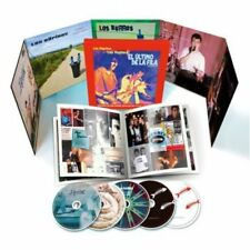 EL ULTIMO DE LA FILA, LOS BURROS & LOS RAPIDOS - BOX 5 CDS+LIBRETO [CD]