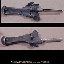 1890-1900 Mechanical Straight Razor Sharpening Tool Strop