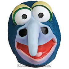 A520 The Muppets Gonzo Deluxe Adult Overhead Mask Halloween Costume Accessory