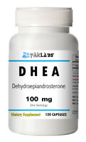 DHEA 100mg 120 Capsules 3 Month Supply Diet Supplement Antioxidant =ON SALE=