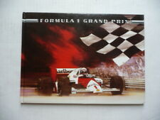 FORMULA 1 GRAND PRIX. 1986 Marlboro publicity book. McLaren interest.