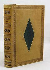 GILBERT — Œuvres complètes — 1823 — Reliure mosaïquée de Thouvenin jeune